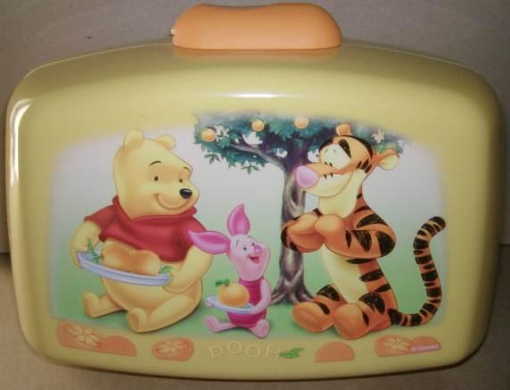 Brotdose Winnie Pooh